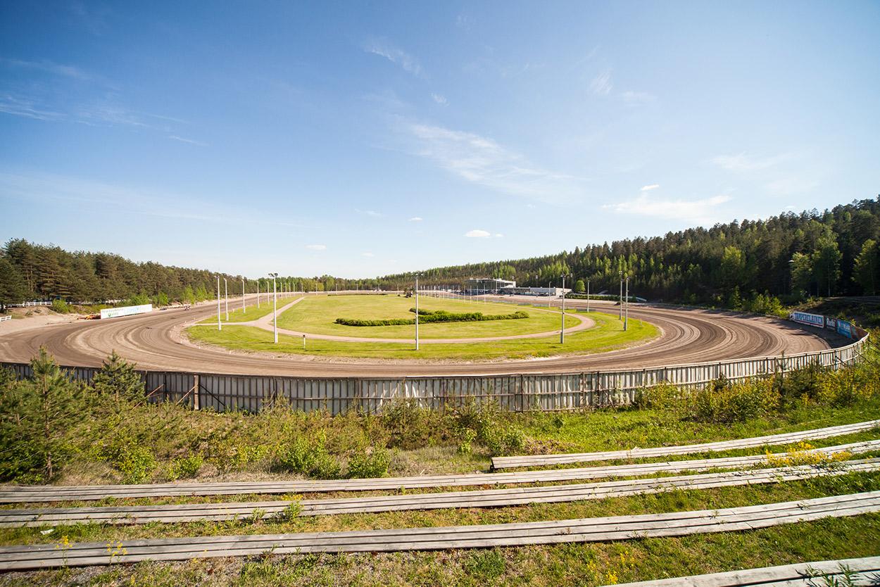 Teivon rata Tampere