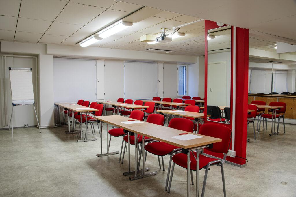 Teivo kokoustilat yrityksille - Tampere
